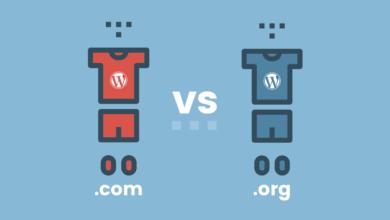 WordPress.com vs WordPress.org: What's The Difference?