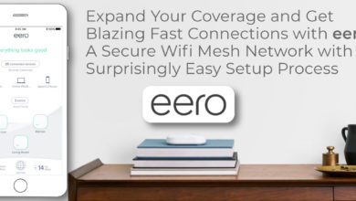 Expand Your Coverage and Get Blazing Fast Connections with eero: A Secure Wifi Mesh Network with a Surprisingly Easy Setup Process