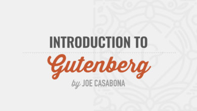 An Introduction to Gutenberg by WP101®