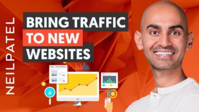 Blog Neil Patel's Digital Marketing Blog