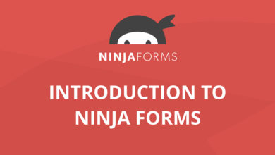 How to Create Custom Forms in WordPress with Ninja Forms