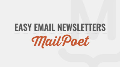 How to Send Email Newsletters with the MailPoet Plugin for WordPress