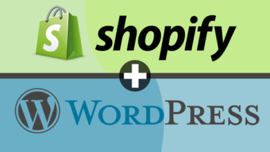 Shopify vs. WordPress (WooCommerce) for e-commerce