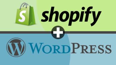 Shopify vs. WordPress (WooCommerce) for e-commerce