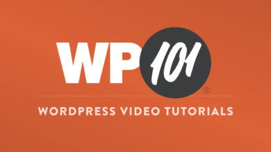 My WordPress Tutorials