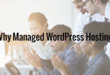 Why Do We Recommend Managed WordPress Hosting?
