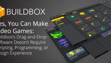 Yes, You Can Make Video Games: Buildbox's Drag-and-Drop Software Doesn't Require Scripting, Programming, or Design Experience