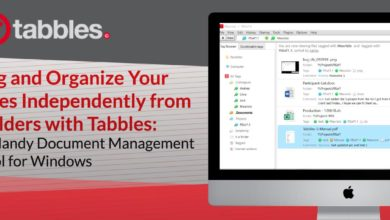 Tag and Organize Your Files Independently from Folders with Tabbles: A Handy Document Management Tool for Windows