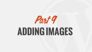 How to Add a Photo or Image in WordPress
