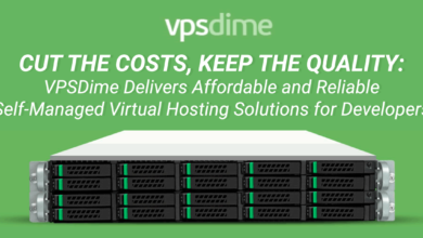Cut the Costs, Keep the Quality: VPSDime Delivers Affordable and Reliable Self-Managed Virtual Hosting Solutions for Developers