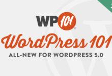 The Original WordPress 101 Video Tutorial Series for Beginners by WP101
