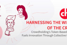 Harnessing the Wisdom of the Crowd: Crowdholding's Token-Based Platform Fuels Innovation Through Collective Feedback