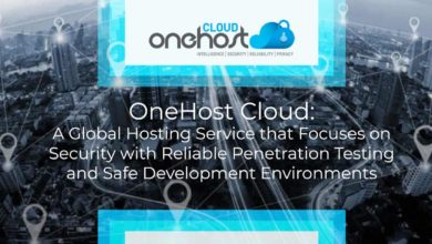 OneHost Cloud: A Global Hosting Service that Focuses on Security with Reliable Penetration Testing and Safe Development Environments