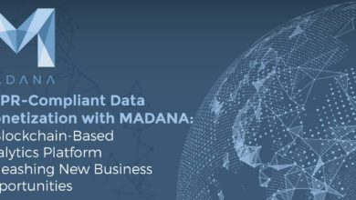 GDPR-Compliant Data Monetization with MADANA: A Blockchain-Based Analytics Platform Unleashing New Business Opportunities