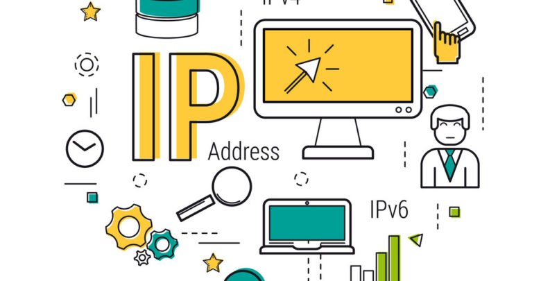 My IP address location - Configuring and verifying