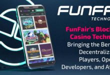 FunFair's Blockchain Casino Technology: Bringing the Benefits of Decentralization to Players, Operators, Developers, and Affiliates
