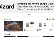 Shaping the Future of App Development: Uizard Boosts Innovation by Automating Time-Consuming Front-End Coding