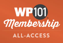 Get 230+ WordPress Tutorial Videos with an All-Access Pass to WP101
