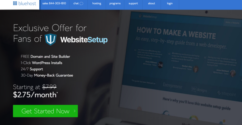 Bluehost WordPress Install Guide (2019)