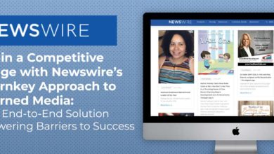 Gain a Competitive Edge with Newswire's Turnkey Approach to Earned Media: An End-to-End Solution Lowering Barriers to Success