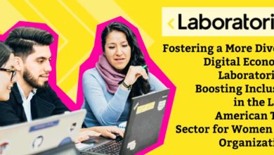 Fostering a More Diverse Digital Economy: Laboratoria is Boosting Inclusion in the Latin American Tech Sector for Women and Organizations
