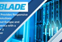 Ionblade Provides Responsive Hosting Solutions Throughout Europe and North America with a Large Tier 3 Datacenter Footprint