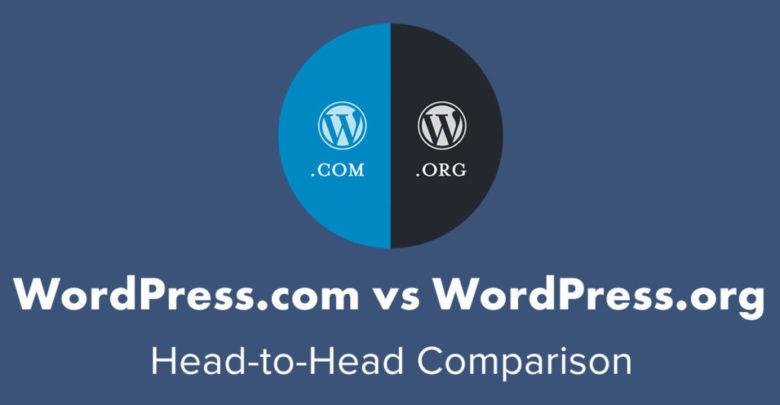 "8 Biggest ""WordPress.com vs WordPress.org"" Differences"