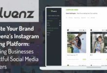 Illuminate Your Brand with Ifluenz's Instagram Marketing Platform: Connecting Businesses to Impactful Social Media Influencers