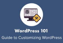 Beginner's Guide to Customizing WordPress