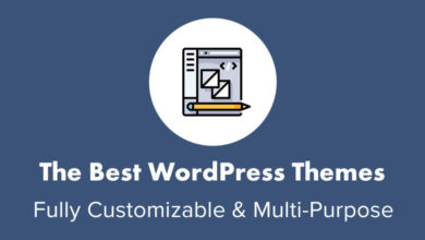25+ Best & Most Popular WordPress Themes