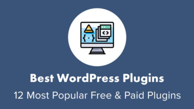 "12 ""Best"" WordPress Plugins (Free & Paid) For 2019"