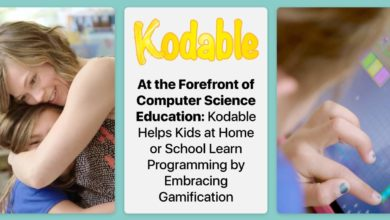 At the Forefront of Computer Science Education: Kodable Helps Kids at Home or School Learn Programming by Embracing Gamification