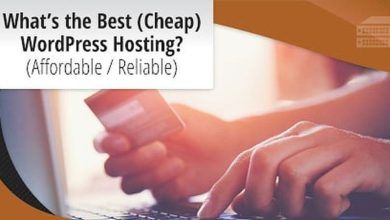 "7 Best ""Reliable & Cheap"" WordPress Hosting Services (2019)"