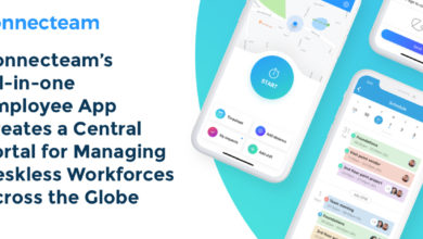 Connecteam's All-In-One Employee App Creates a Central Portal for Managing Deskless Workforces Across the Globe