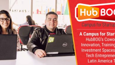 A Campus for Startups: HubBOG's Coworking, Innovation, Training, and Investment Spaces Help Tech Entrepreneurs in Latin America Thrive