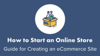 7 Easy Steps to Start an Online Store