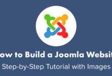 How to Build a Joomla Website, Step-by-Step (2019 Tutorial)