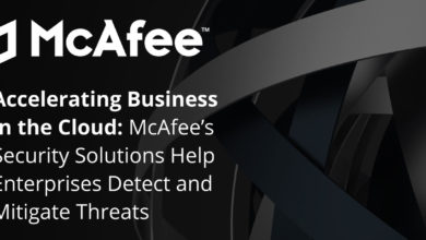 Accelerating Business in the Cloud: McAfee's Security Solutions Help Enterprises Detect and Mitigate Threats