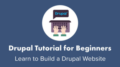 Drupal Tutorial for Beginners – Learn to Build a Drupal Website (2020)