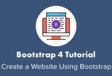 Bootstrap 4 Tutorial for Beginners (2020) |websitesetup.org