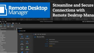 Streamline, Manage, and Secure Off-Site Connections with Remote Desktop Manager's All-in-One Platform