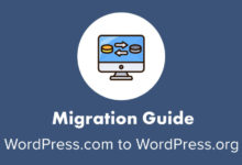 WordPress.com to WordPress.org Migration Guide (Step-by-Step)