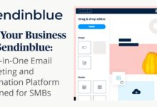 Grow Your Business with Sendinblue: An All-in-One Email Marketing and Automation Platform Designed for SMBs