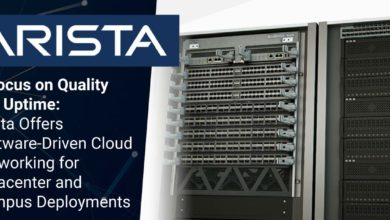 A Focus on Quality and Uptime: Arista Offers Software-Driven Cloud Networking for Datacenter and Campus Deployments