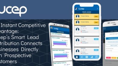 An Instant Competitive Advantage: Lucep's Smart Lead Distribution Connects Businesses Directly with Prospective Customers